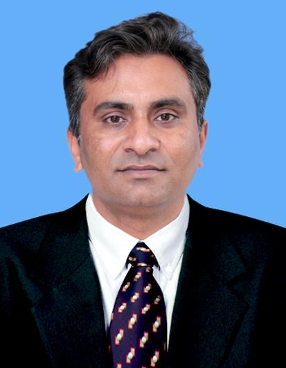 1. Rasikkumar P Garasodiya, Managing Director